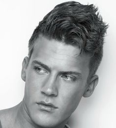 Wavy Hairstyles For Men - Thick Wavy Hair