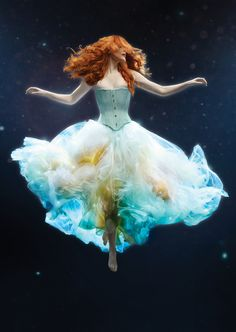 The Light Princess at the National Theatre - saw it on Saturday afternoon - 28/12. Just brilliant !