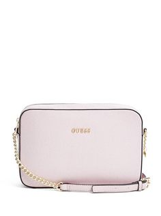 Isabeau Top-Zip Cross-Body | shop.GUESS.com