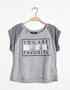 Crop top imprimé gris chiné - http://www.jennyfer.com/fr-fr/collection/tops-et-tee-shirts/crop-top-imprime-gris-chine-10008389076.html