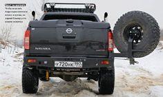 Extreme off-road and aggressively brutal Nissan Navara - Today Pin Navara Tuning, Nissan Navara D40, Nissan Xterra, Nissan 4x4, Nissan Trucks, Toyota Trucks, Cool Trucks, Big Trucks, Pickup Trucks