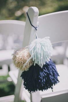 43 Cute And Budget-Friendly Yarn Wedding Ideas | HappyWedd.com