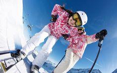 Kids No Limits Kurse für die Skifahrer ab 12 Jahren
