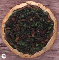 C'est ma fournée !: La tarte aux champignons de Yotam Ottolenghi