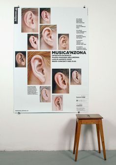 Layout / Musicanzona (New) : DEMIAN CONRAD DESIGN