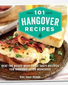 I don't drink but I'm always down for a good breakfast recipe.