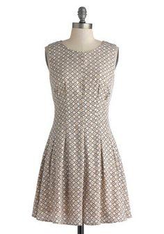 Fabric Shop Dress, #ModCloth