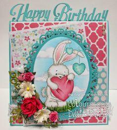 Colourstock: Schattig konijntje