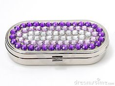 jeweled pillbox
