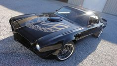 Awesome 73 Pontiac TransAm restore   Badass old school muscle!!! they dont make em like this anymore!!