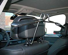 AmazonSmile: Zento Deals Chrome Car Seat Coat Rack Hanger: Automotive