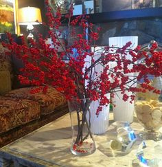 winterberry centerpiece