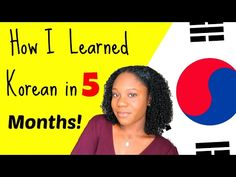How I Learned Korean in 5 Months! Avoid These Mistakes! NEW Study Tips - YouTube
