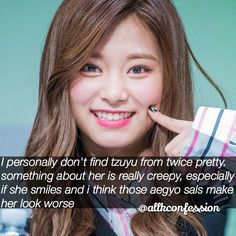 SUBMITTED CONFESSION    [ #Tzuyu Confession ]  AGREE or DISAGREE? Like if you agree comment if you disagree!   CONFESSIONS AREN'T OURS  send your confession by dm or ask.fm  the confessor won't be revealed to anyone  all types of confessions are allowed  tag your friends and follow for more confessions  admin Sophie   [ t a g s ] #kpop #kpopconfessions #kpopidol #koreanpop #bts #exo #bigbang #shinee #nct #got7 #seventeen #monstax #wannaone #bap #nuest #ikon #snsd #girlsgeneration #fx…