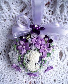 Enjoyable 1000 Images About Purple Christmas On Pinterest Purple Easy Diy Christmas Decorations Tissureus