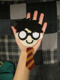 Harry Potter Felt Ornament