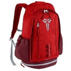 Kobe Bryant Backpack Nike | Selected Style: Bryant, Kobe | University Red/Team Red/Wolf Grey