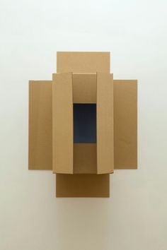 HREINN FRIDFINNSSON, sactuary, cardborad box, paper
