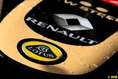 Lotus detail. F1 Australian GP
