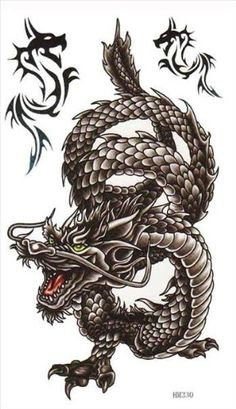Tatuajes de dragones chinos y dragones japoneses for Costo carpa koi