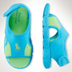 Wavecroft Water Shoe - Toddler Preschool Shoes - RalphLauren.com