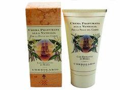 Vaniglia (Vanilla) Perfumed Body Cream by L'Erbolario Lodi from CyberCucina at SHOP.COM