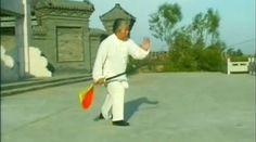 Fu Shengyuan Performs Yang Style Saber