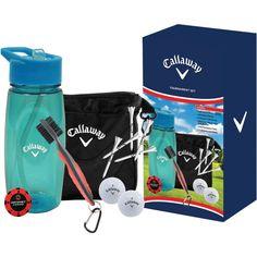 Callaway Tournament Golf Gift Set, Green