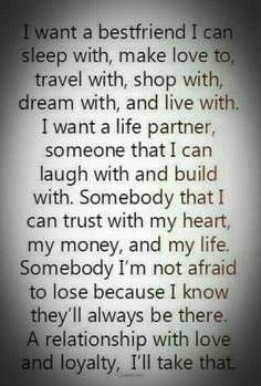 Exactly what I want :) #soulmatefacts