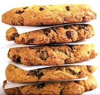 """Newman Marcus Chocolate Chip Cookies """"original from their cookbook"""" recipe"""