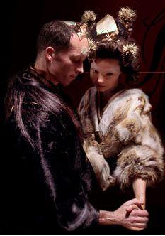 Bjork & Matthew Barney