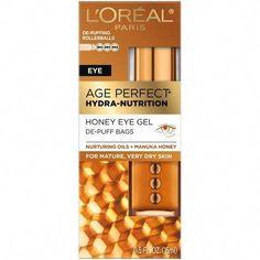 #HomemadeEyeCream Dry Eyes Causes, Eye Infections, Nutrition, Eye Gel, Facial Treatment, L'oréal Paris, Age, Cool Eyes, Eyes