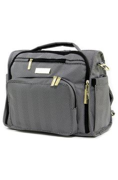 Free shipping and returns on Ju-Ju-Be 'Legacy BFF' Diaper Bag at Nordstrom.com. A modern diaper bag is designed with Thinsulate® bottle pockets to keep meals warm or cold, a zip-down 'mommy pocket' for practical access to the essentials, and a memory-foam changing pad treated with antimicrobial agION® technology. Pockets have light-colored linings so you can quickly spot what you need. Innovative crumb drains keep grunge from building up, but if bigger messes happen, just toss the bag in…