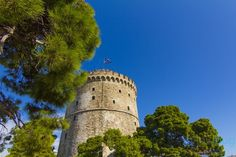 """Photo """"The White Tower-Thessaloniki"""" by rikfreeman Won: 1 x Absolute Masterpiece 1 x Superb Composition Awards + 5 Likes December 2014 Viewbug National Geographic Images, Thessaloniki, Macedonia, Your Shot, Amazing Photography, Greece, Shots, Tower, December 2014"""