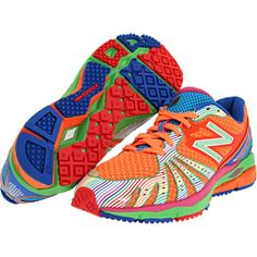 Every step you take in these shoes will add color to your path.
