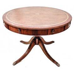 1000 images about muebles de estilo on pinterest garra - Mesa circular extensible ...