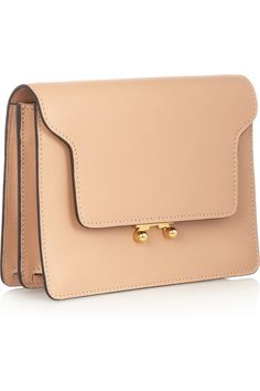Marni | Leather clutch | NET-A-PORTER.COM $720