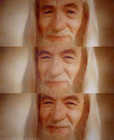 Sweet Gandalf the White