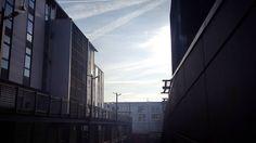 #Torino #Turin #BorgataTesso #seemycity #igerstorino #winter #sky #clouds