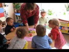 Занятие по рисованию 2 в детском саду №177 Винни-Пух
