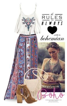 Boho 1306 by boxthoughts on Polyvore featuring polyvore Mode style Chinese Laundry Billabong fashion clothing