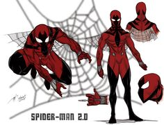 Image detail for -Spiderman Redesign