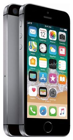 Apple iPhone SE AT&T No-Contract Smartphone - Gray out of 5 stars via 94 ratings See Buy Options in Cell Phones & Accessories in Unlocked Cell Phones See Buy Options Apple Iphone, Iphone 5c, Iphone 8 Plus, Smartphone, Ios Update, Apple Coloring, Unlocked Phones, Buy Apple, Multi Touch