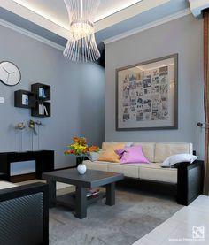 35 Model Gambar Sofa Minimalis Modern Untuk Ruang Tamu Yang Cantik Desainrumahnya Kursi Pinterest Living Room Decor And Home