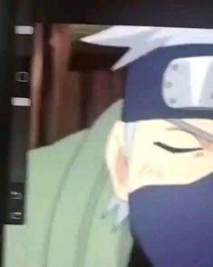 Naruto Kakashi Face, Anime Naruto, Kakashi Funny, Funny Naruto Memes, Kakashi Sensei, Naruto Sasuke Sakura, Itachi Uchiha, Haikyuu Anime, Naruto Shippuden Characters