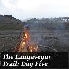 Laugavegur Trail Day Five: Þórsmörk - I Am a Polar Bear Tents, Polar Bear, Iceland, Mount Everest, Trail, Weather, Adventure, Day, Blog