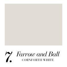 farrow and ball cornforth white Alexander Wang's interior designer shares his décor must-haves for spring. Cornforth White Kitchen, Cornforth White Farrow And Ball, Cornforth White Living Room, Living Room White, Living Room Colors, Living Room Paint, Living Room Carpet, White Bedroom, Living Rooms