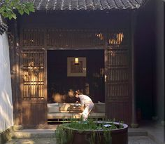 Hangzhou China Luxury Hotel Photo Album and Picture Tour - Amanfayun - picture tour
