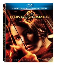 The Hunger Games 2-Disc Blu-ray DVD