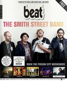 Beat Magazine Cover! September 4th, 2013